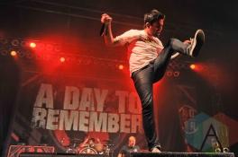 A Day to Remember. (Photo: Stephen McGill/Aesthetic Magazine Toronto)