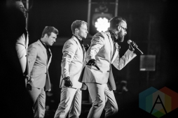 Backstreet Boys. (Photo: Lauren Garbutt/Aesthetic Magazine Toronto)