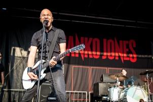 Danko Jones. (Photo: Dale Benvenuto/Aesthetic Magazine Toronto)