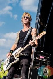 Duff McKagan of Walking Papers. (Photo: Dale Benvenuto/Aesthetic Magazine Toronto)