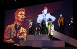 Area 19 - Additional Costumes. (Copyright: The David Bowie Archive. Courtesy of the Art Gallery of Ontario)