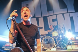 Ben Kowalewicz of Billy Talent. (Photo: Stephen McGill/Aesthetic Magazine Toronto)