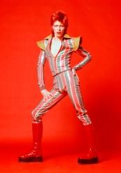 David Bowie, 1973. (Photo: Masayoshi Sukita ©Sukita / The David Bowie Archive)