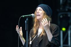 Patti Smith & Her Band. (Photo: Marc Desrosiers)