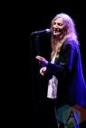 Patti Smith. (Photo: Sarah Rix/Aesthetic Magazine Toronto)