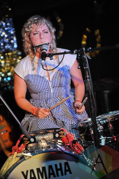 Shovels & Rope. (Photo: Stephen McGill/Aesthetic Magazine Toronto)