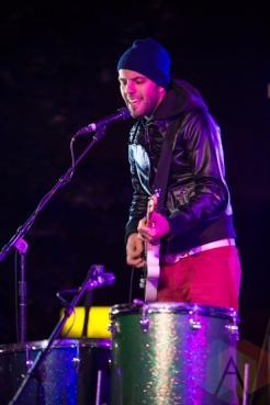 Dylan Hudecki of Cowlick. (Photo: Lauren Garbutt/Aesthetic Magazine Toronto)