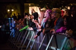 The crowd during Passion Pit. (Photo: Lauren Garbutt/Aesthetic Magazine Toronto)