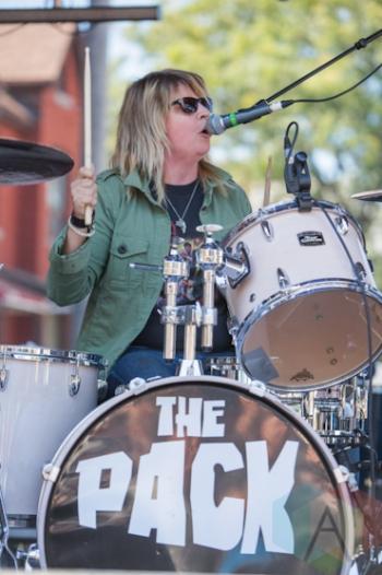 Maya Miller of The Pack A.D. (Photo: Lauren Garbutt/Aesthetic Magazine Toronto)