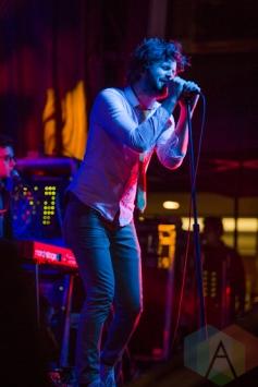 Michael Angelakos of Passion Pit. (Photo: Lauren Garbutt/Aesthetic Magazine Toronto)