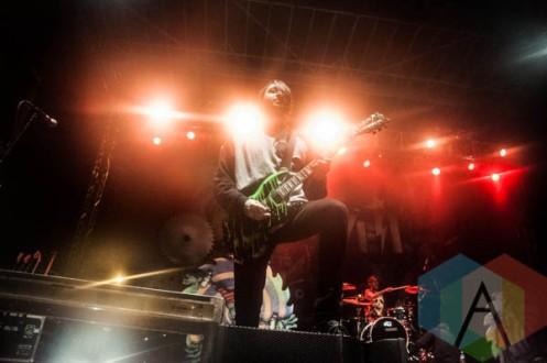 Pierce The Veil. (Photo: Katie Kuropas/Aesthetic Magazine Toronto)