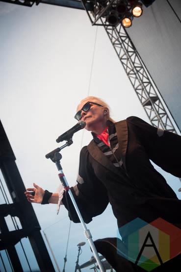 Blondie. (Photo: Katie Kuropas/Aesthetic Magazine Toronto)