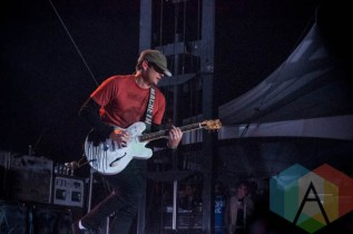 Blink 182. (Photo: Katie Kuropas/Aesthetic Magazine Toronto)