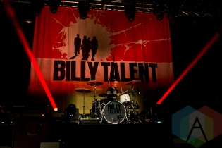 Billy Talent. (Photo: Dale Benvenuto/Aesthetic Magazine Toronto)