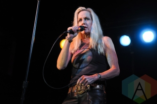 Cherie Currie. (Photo: Stephen McGill/Aesthetic Magazine Toronto)