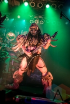 GWAR. (Photo: Dale Benvenuto/Aesthetic Magazine Toronto)