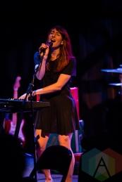 Hannah Georgas. (Photo: Scott Penner/Aesthetic Magazine Toronto)