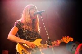 Katy Goodman of La Sera. (Photo: Lauren Garbutt/Aesthetic Magazine Toronto)
