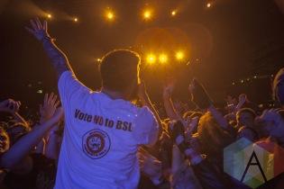 Protest The Hero. (Photo: Neil Van/Aesthetic Magazine Toronto)