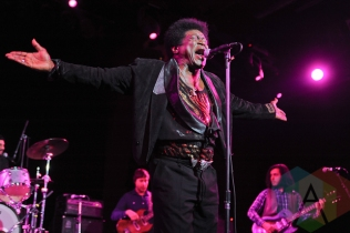 Charles Bradley. (Photo: Stephen McGill/Aesthetic Magazine Toronto)