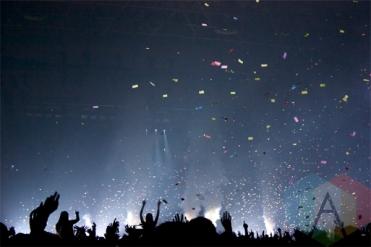 Solaris Winter Music Festival. (Photo: Curtis Sindrey/Aesthetic Magazine Toronto)