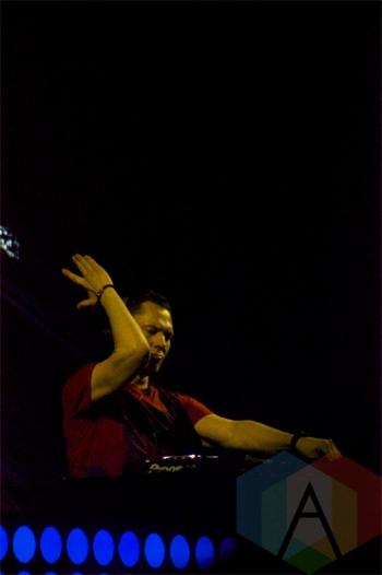 Tiësto. (Photo: Curtis Sindrey/Aesthetic Magazine Toronto)