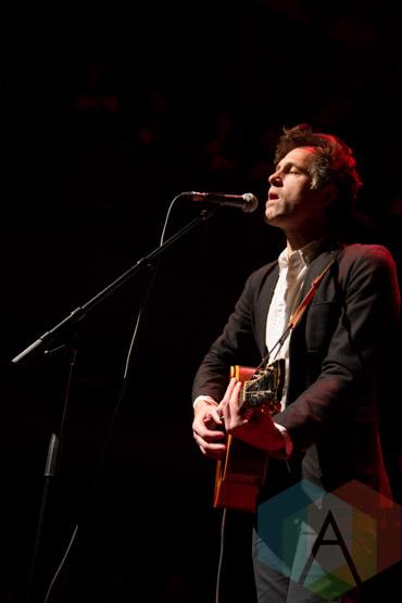 Jason Collett. (Photo: Dianna Lee/Aesthetic Magazine Toronto)