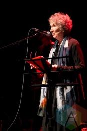 Margaret Atwood. (Photo: Dianna Lee/Aesthetic Magazine Toronto)