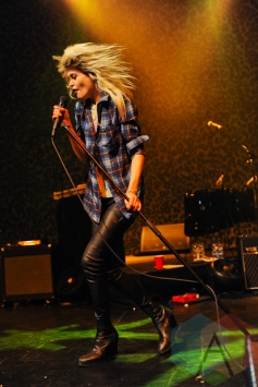 The Kills. (Photo: Stephen McGill/Aesthetic Magazine Toronto)