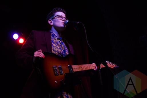 Rae Spoon. (Photo: Kayla Baker/Aesthetic Magazine Toronto)