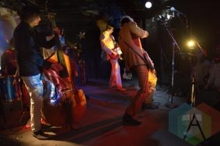 The Sadies. (Photo: Steve Danyleyko/Aesthetic Magazine Toronto)