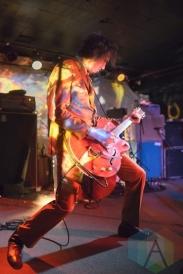 Travis Good of The Sadies. (Photo: Steve Danyleyko/Aesthetic Magazine Toronto)