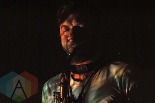 Colin Stetson. (Photo: Tom Beedham/Aesthetic Magazine Toronto)