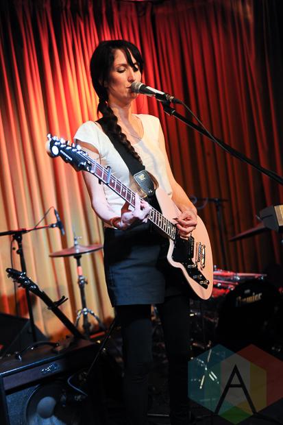 Maria Taylor. (Photo: Stephen McGill/Aesthetic Magazine Toronto)