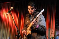 PJ Bond. (Photo: Stephen McGill/Aesthetic Magazine Toronto)