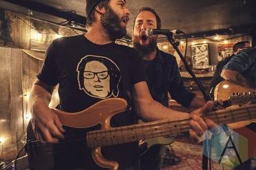 The Strumbellas. (Photo: Neil Van/Aesthetic Magazine Toronto)
