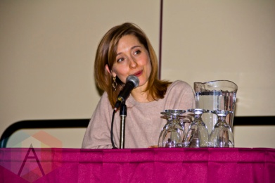 Allison Mack (Smallville). (Photo: Adam Harrison/Aesthetic Magazine Toronto)