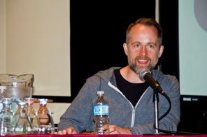 Billy Boyd (The Lord of the Rings) at Toronto ComiCon. (Photo: Adam Harrison/Aesthetic Magazine Toronto)