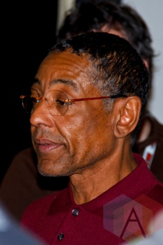 Giancarlo Esposito (Breaking Bad) at Toronto ComiCon. (Photo: Adam Harrison/Aesthetic Magazine Toronto)