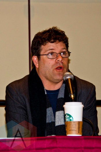 Sean Astin at Toronto ComiCon. (Photo: Adam Harrison/Aesthetic Magazine Toronto)