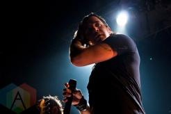 Scott Stapp. (Photo: Adam Harrison/Aesthetic Magazine Toronto)