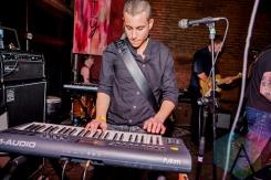 Nathan Lambert of The Years. (Photo: Lauren Garbutt/Aesthetic Magazine Toronto)