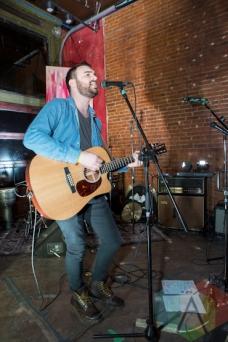 Dylan Turner of Whale Eye. (Photo: Lauren Garbutt/Aesthetic Magazine Toronto)