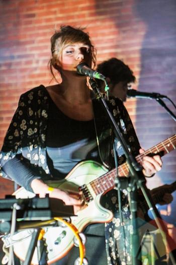 Natasha Pasternak of Hands and Teeth . (Photo: Lauren Garbutt/Aesthetic Magazine Toronto)