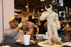 Toronto ComiCon. (Photo: Adam Harrison/Aesthetic Magazine Toronto)