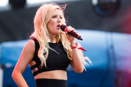 Ellie Goulding at Coachella Weekend 2. (Photo: Thomas Hawk)
