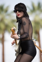 Dum Dum Girls at Coachella Weekend 2. (Photo: Thomas Hawk)