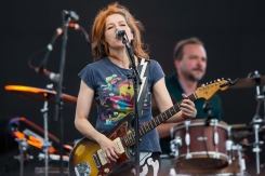 Neko Case at Coachella Weekend 2. (Photo: Thomas Hawk)