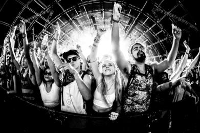 Coachella Weekend 2. (Photo: Thomas Hawk)