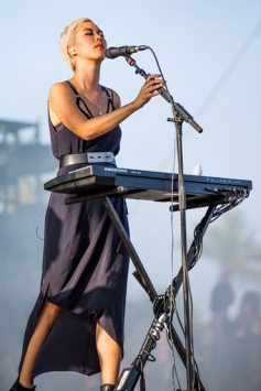 The Naked and Famous at Coachella Weekend 2. (Photo: Thomas Hawk)